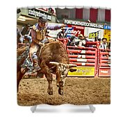 A Night At The Rodeo V5 Shower Curtain