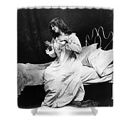 A Night Cap, 1901 Shower Curtain