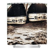A Pair Of Stars Shower Curtain