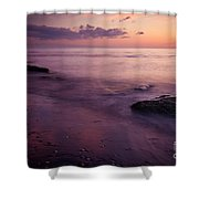 A Piece Of Paradise Shower Curtain