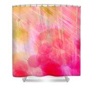 A Pink Dream Shower Curtain