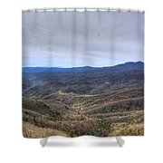 A Ray Of Light 1 Shower Curtain