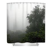 A Rural Pennsylvania Mist Shower Curtain
