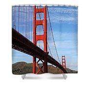 A San Francisco Icon Shower Curtain