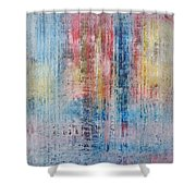 A Soul Sings Alone Shower Curtain