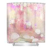 A Sparrow Sings Alone Shower Curtain