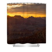 A Sun Like A Star Shower Curtain