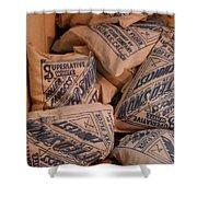 A Supply Of Flour Shower Curtain
