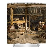 A Turkish Mill, Chikaey Shower Curtain