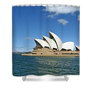 A View Of The Sydney Opera House Shower Curtain