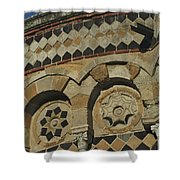 A Walk In Messina Shower Curtain