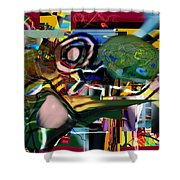 A Way To Bring The World To Tsheuvah 06 Shower Curtain