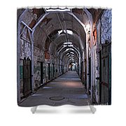 A Whole New Perspective Shower Curtain