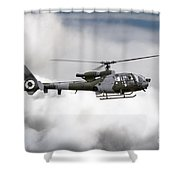 Aac Gazelle Xx453  Shower Curtain