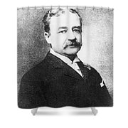 Aaron Montgomery Ward (1843-1913) Shower Curtain