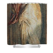 Aaron With The Scroll Of The Law, 1875 Shower Curtain