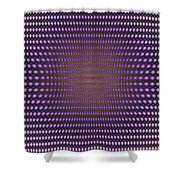 Abacus Shower Curtain
