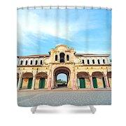 Abandoned Market Shower Curtain