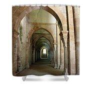 Abbey Fontenay I Shower Curtain