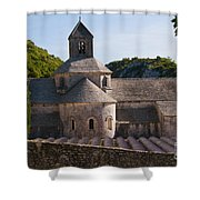 Abbey In Provence Shower Curtain