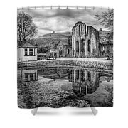 Abbey Reflections Shower Curtain
