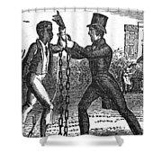 Abolitionist, C1840 Shower Curtain