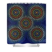 Aboriginal Inspirations 16 Shower Curtain