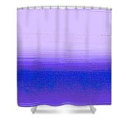 Above The Fray Shower Curtain