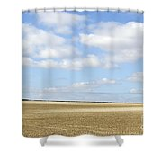 Above Us Only Sky 2 Shower Curtain