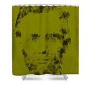 Abraham Lincoln 4 Shower Curtain