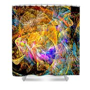 Abs 0397 Shower Curtain