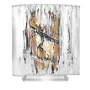 Rapanui 474 - Marucii Shower Curtain