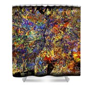 Abs 0621 Shower Curtain