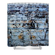 Abstract 01 Shower Curtain