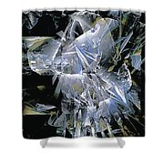 Abstract 0245 - Marucii Shower Curtain