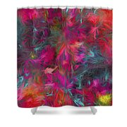 Abstract Series 06 Shower Curtain
