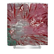 Abstract 101 Shower Curtain
