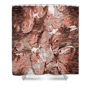 Abstract Series16 Shower Curtain
