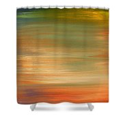 Abstract 424 Shower Curtain by Patrick J Murphy