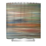 Abstract 426 Shower Curtain by Patrick J Murphy