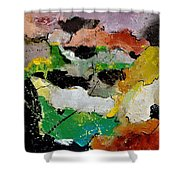 Abstract 44501 Shower Curtain