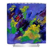 Abstract 5531102 Shower Curtain