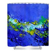 Abstract 5531103 Shower Curtain