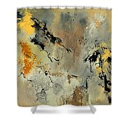 Abstract 553140 Shower Curtain