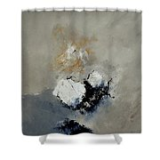 Abstract 6631101 Shower Curtain