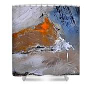 Abstract 694160 Shower Curtain