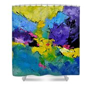 Abstract 7741301 Shower Curtain