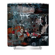 Abstract 77413022 Shower Curtain