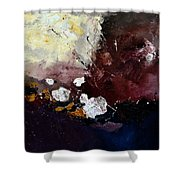 Abstract 774170 Shower Curtain