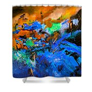 Abstract 783180 Shower Curtain